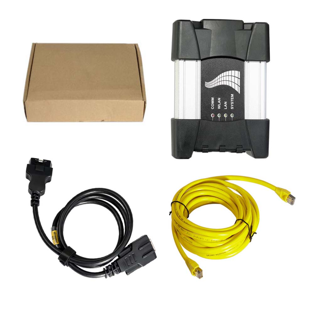 V2020.08 BMW ICOM Next BMW ICOM A3 BMW Professional Diagnostic and Programmer Tool
