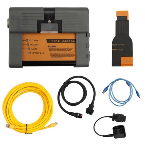 V2020.05 BMW ICOM A2+B+C Diagnostic & Programming Professional TOOL With Engineers Software