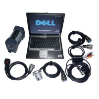 Mb Star C3 Plus Dell D630 Laptop-for Benz Trucks & Cars 2019.07 version
