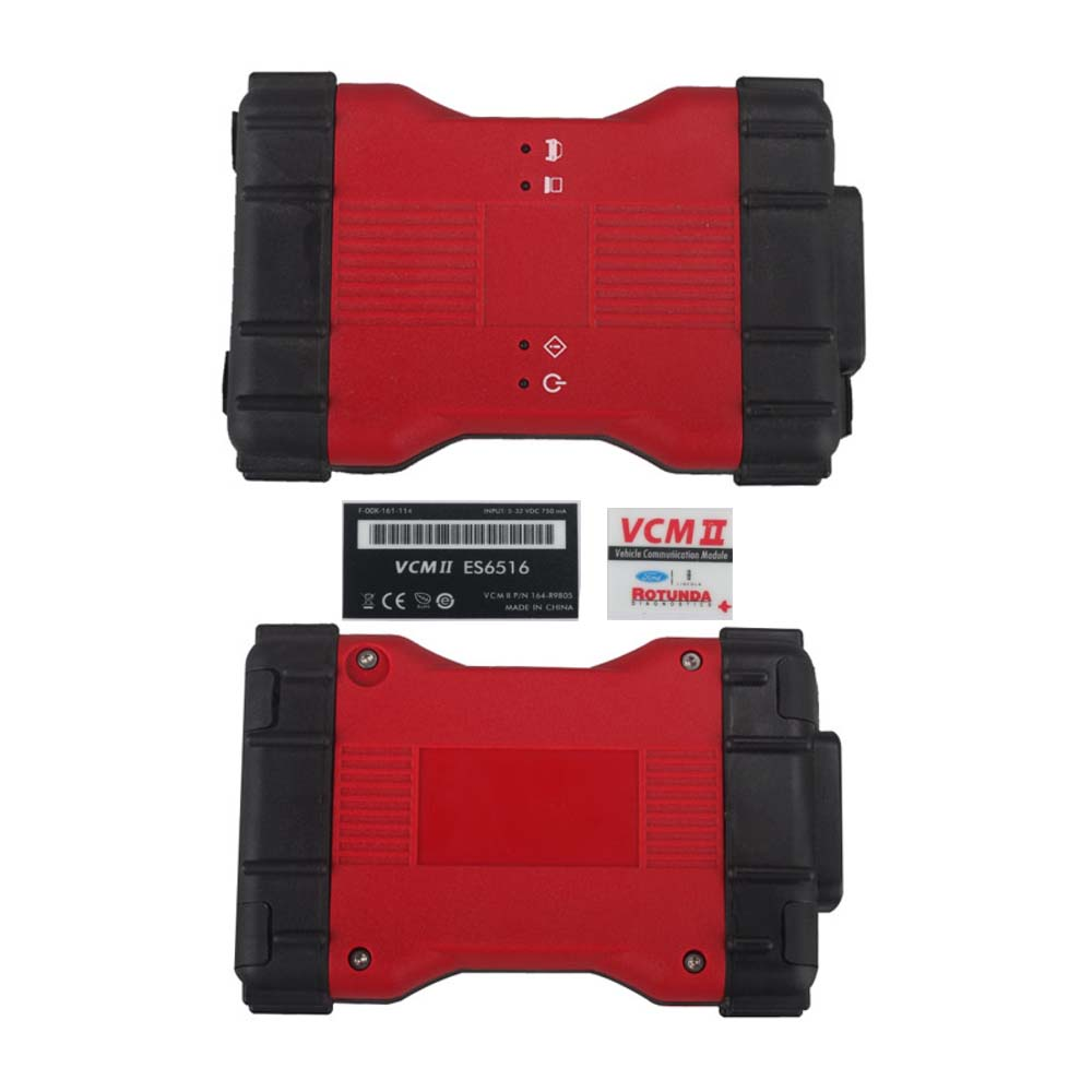 Ford VCM II VCM2 Ford and Mazda Diagnostic Tool 2 in 1 Ford IDS V114 and Mazda IDS V114