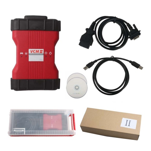 Best Quality Ford VCM II Ford VCM2 Diagnostic Tool V115 With DELL D630 or Lenovo X220 Laptop