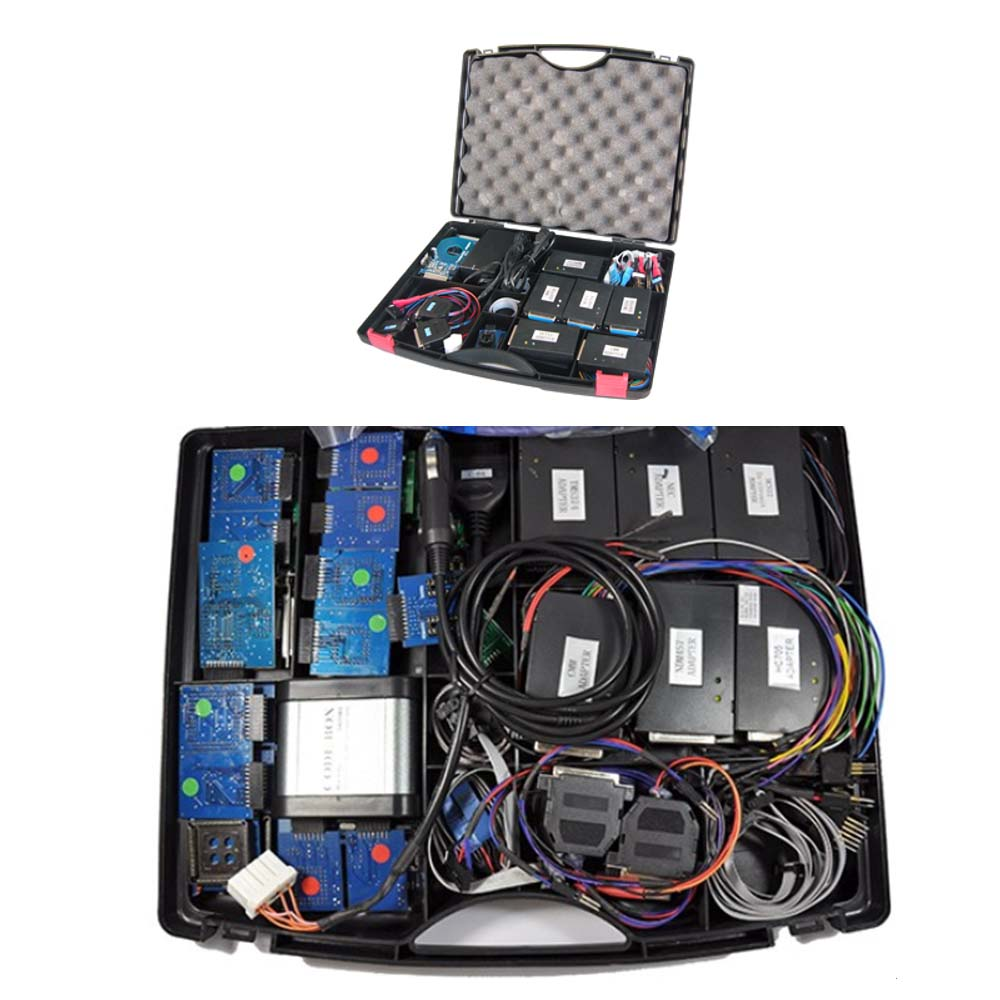 Original DSPIII+ DSP3+Odometer Correction Tool Full Package Include All Software And Hardware