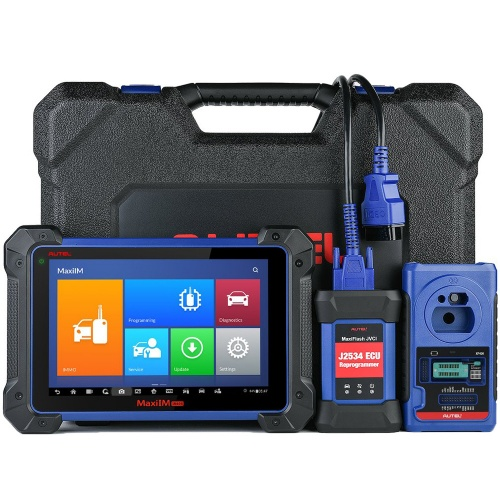 Autel MaxiIM IM608 Diagnostic Key Programming and ECU Coding Tool Replace Auro OtoSys IM600 & MX808IM