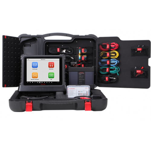 Autel MaxiSys Ultra Ambitious Diagnostic Tablet Scan Tool Kit with Advanced Maxiflash VCMI Intelleigent Scanner